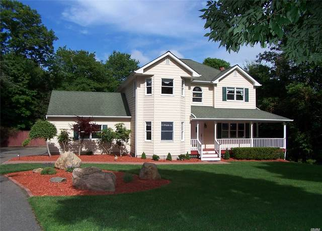 54 N Woods Drive N, Wading River, NY 11792 (MLS #3223946) :: Frank Schiavone with William Raveis Real Estate