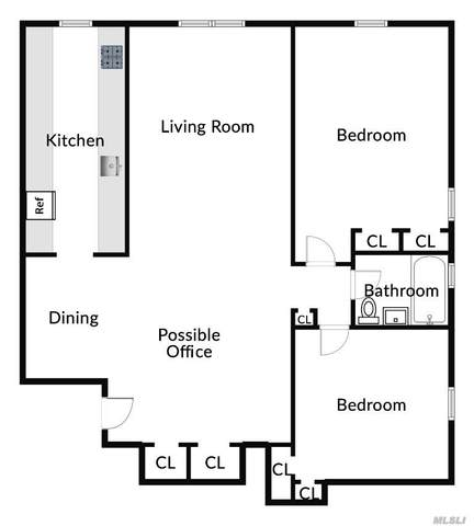 141-05 Pershing Crescent #612, Briarwood, NY 11435 (MLS #3226478) :: McAteer & Will Estates | Keller Williams Real Estate
