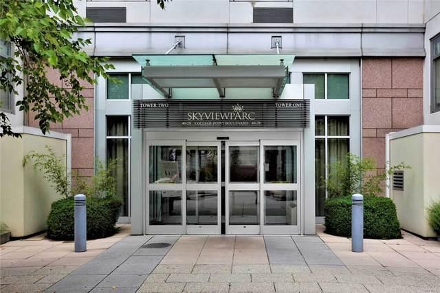 40-28 College Point Boulevard #1801, Flushing, NY 11354 (MLS #3234749) :: Kevin Kalyan Realty, Inc.