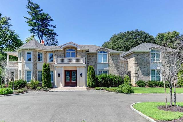 4 Hidden Pond Drive, Old Westbury, NY 11568 (MLS #3235630) :: Frank Schiavone with William Raveis Real Estate