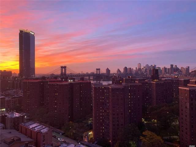 185 Park Row 20C, New York, NY 10038 (MLS #3240544) :: Nicole Burke, MBA | Charles Rutenberg Realty