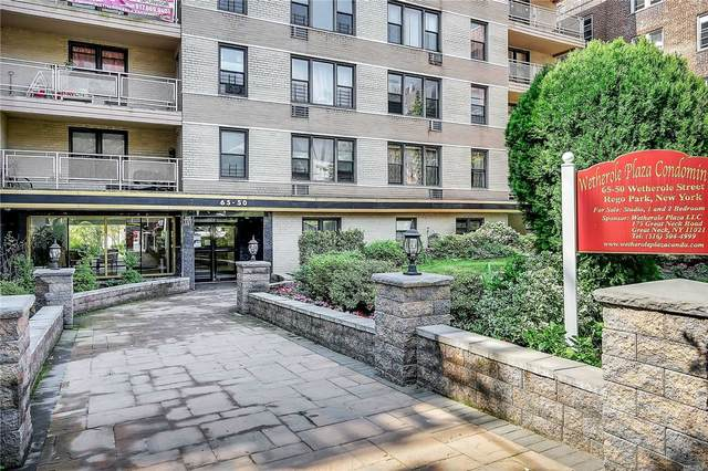 65-50 Wetherole Street 1E, Rego Park, NY 11374 (MLS #3241082) :: Signature Premier Properties