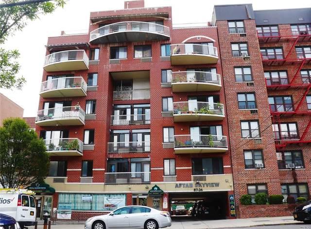 87-26 175th Street 5B, Jamaica, NY 11432 (MLS #3241988) :: Cronin & Company Real Estate