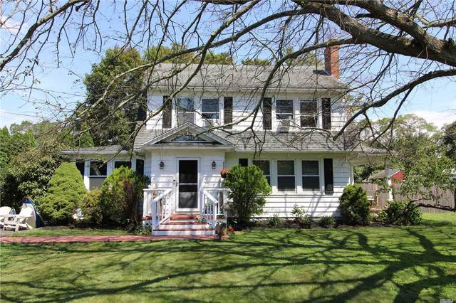 9 Louis Avenue, Moriches, NY 11955 (MLS #3245927) :: Nicole Burke, MBA | Charles Rutenberg Realty