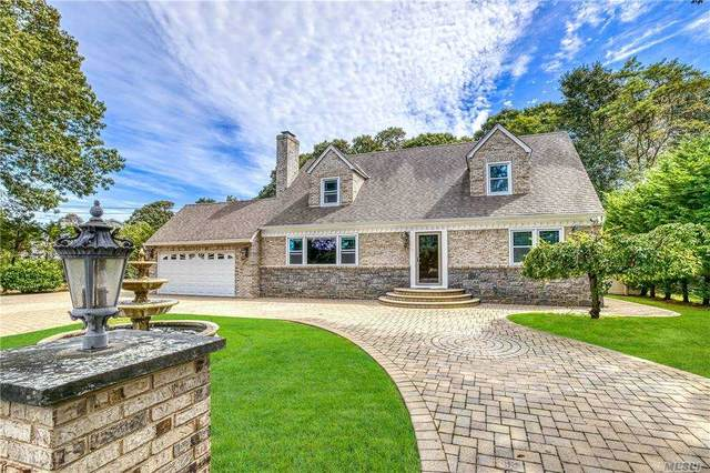 109 Old Neck Road, Center Moriches, NY 11934 (MLS #3246878) :: Nicole Burke, MBA | Charles Rutenberg Realty