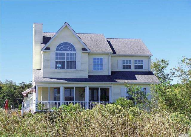 40 Oceanview Drive, Mastic Beach, NY 11951 (MLS #3254490) :: Frank Schiavone with William Raveis Real Estate