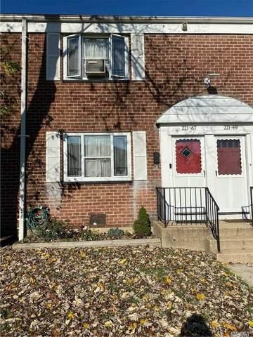 221-67 Manor Road Duplex, Queens Village, NY 11427 (MLS #3256038) :: McAteer & Will Estates | Keller Williams Real Estate