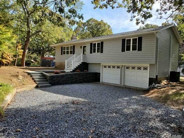 76 Carlton Drive, Shirley, NY 11967 (MLS #3256578) :: William Raveis Baer & McIntosh