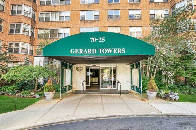 70-25 Yellowstone Boulevard 10L, Forest Hills, NY 11375 (MLS #3256842) :: McAteer & Will Estates | Keller Williams Real Estate