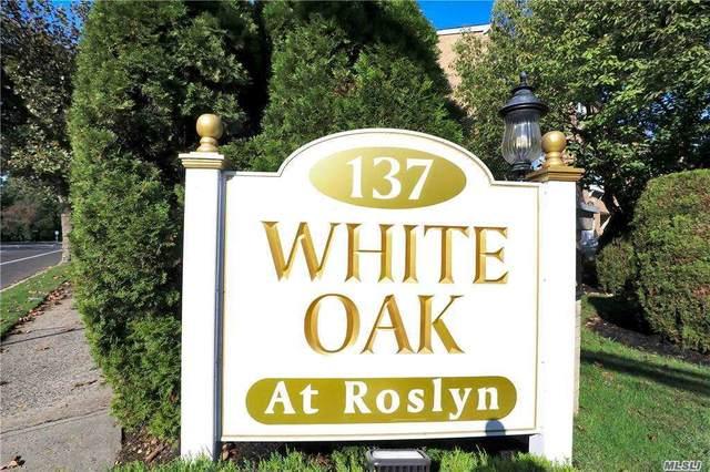 137 Powerhouse Road 4E, Roslyn Heights, NY 11577 (MLS #3257814) :: Signature Premier Properties