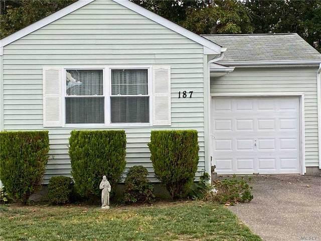 187 Village Circle W, Manorville, NY 11949 (MLS #3257959) :: Live Love LI