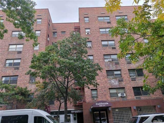 94-11 60th Avenue 2L, Elmhurst, NY 11373 (MLS #3260139) :: Nicole Burke, MBA | Charles Rutenberg Realty