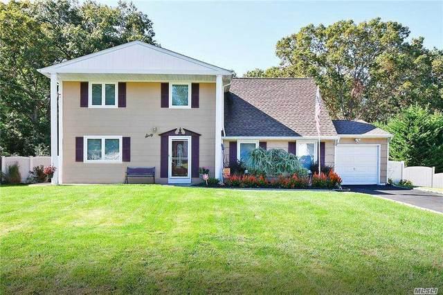 60 Westcliff Drive, Mt. Sinai, NY 11766 (MLS #3261403) :: Frank Schiavone with William Raveis Real Estate