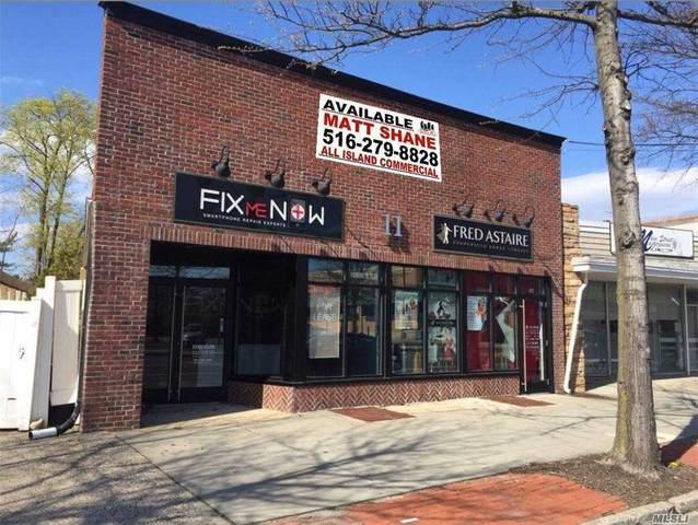 11 W Main Street, Smithtown, NY 11787 (MLS #3264804) :: William Raveis Baer & McIntosh