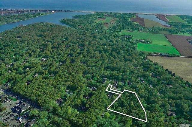 7 Lee Lane, Wainscott, NY 11975 (MLS #3267615) :: Mark Boyland Real Estate Team
