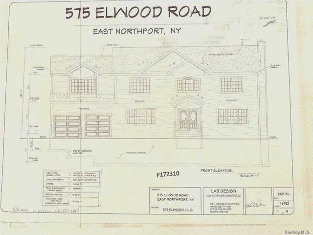 575 Elwood Road, E. Northport, NY 11731 (MLS #3268052) :: William Raveis Baer & McIntosh