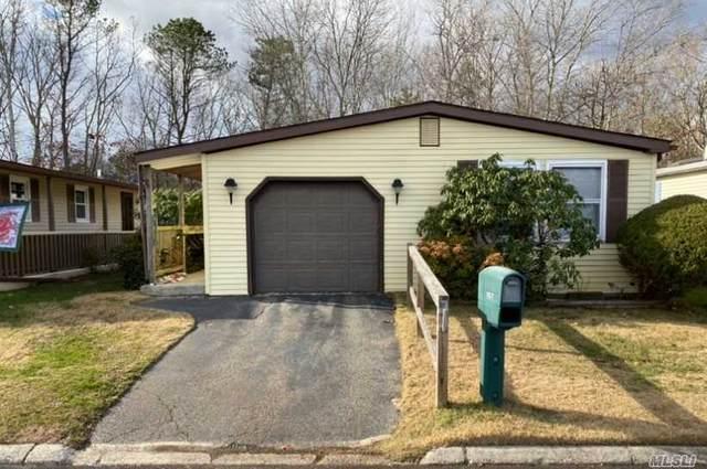 157 Village Circle W, Manorville, NY 11949 (MLS #3270414) :: Mark Boyland Real Estate Team