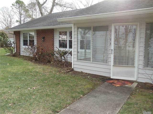118A Exmore Court #55, Ridge, NY 11961 (MLS #3274663) :: Mark Seiden Real Estate Team