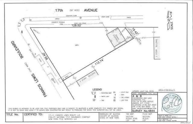 17-11 Francis Lewis Boulevard, Whitestone, NY 11357 (MLS #3275658) :: Carollo Real Estate