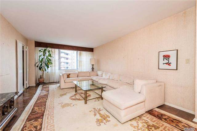 70-25 Yellowstone Boulevard 10V, Forest Hills, NY 11375 (MLS #3276365) :: Mark Boyland Real Estate Team
