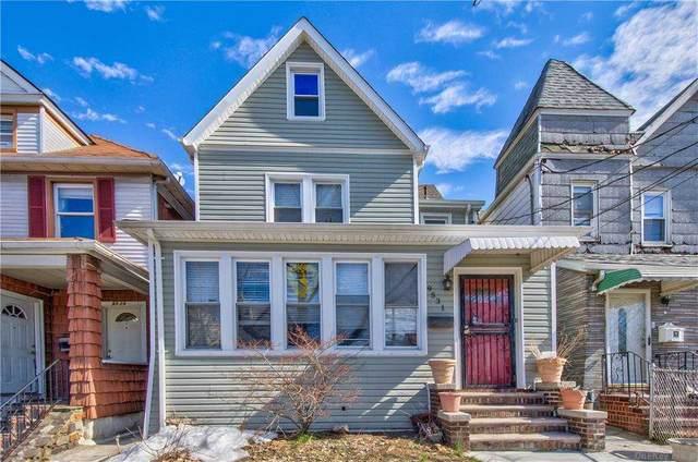 95-31 109th Street, Richmond Hill S., NY 11419 (MLS #3286832) :: Carollo Real Estate