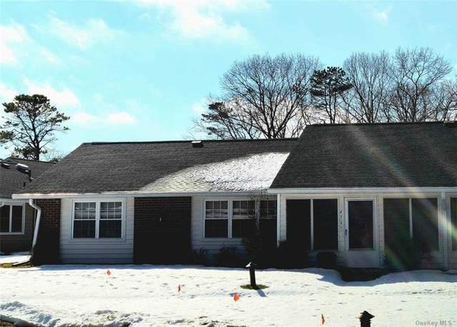43A Trent Court #55, Ridge, NY 11961 (MLS #3287816) :: Mark Boyland Real Estate Team