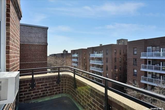 83-33 Austin Street 6O, Kew Gardens, NY 11415 (MLS #3297820) :: RE/MAX RoNIN