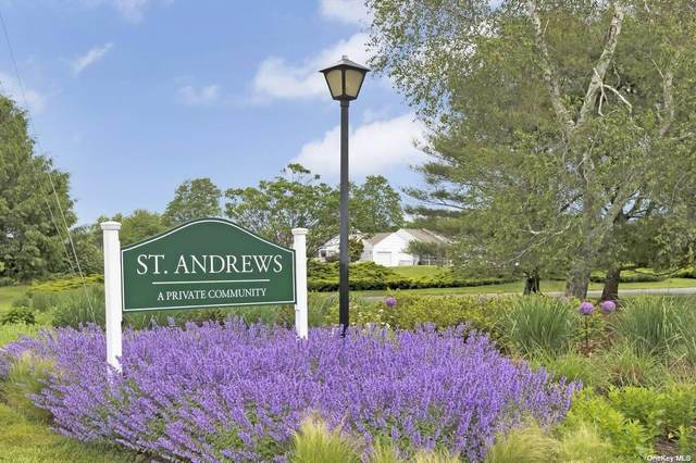 140 Saint Andrews Circle, Southampton, NY 11968 (MLS #3299102) :: Carollo Real Estate