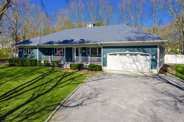 507 Wading River Road, Manorville, NY 11949 (MLS #3301233) :: Corcoran Baer & McIntosh