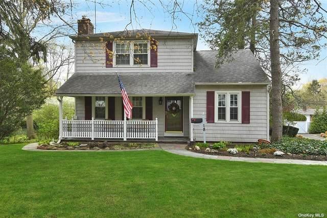 18 Beverly Road, Port Washington, NY 11050 (MLS #3305259) :: Cronin & Company Real Estate