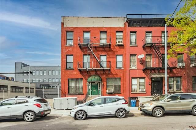 11-25 47th Avenue #3, Long Island City, NY 11101 (MLS #3307252) :: Signature Premier Properties