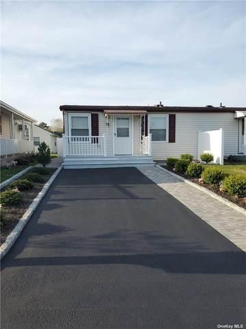 33A S Village Circle, Manorville, NY 11949 (MLS #3307439) :: Barbara Carter Team