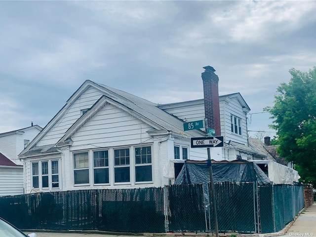 162-02 85th Avenue, Jamaica, NY 11432 (MLS #3307917) :: Frank Schiavone with William Raveis Real Estate