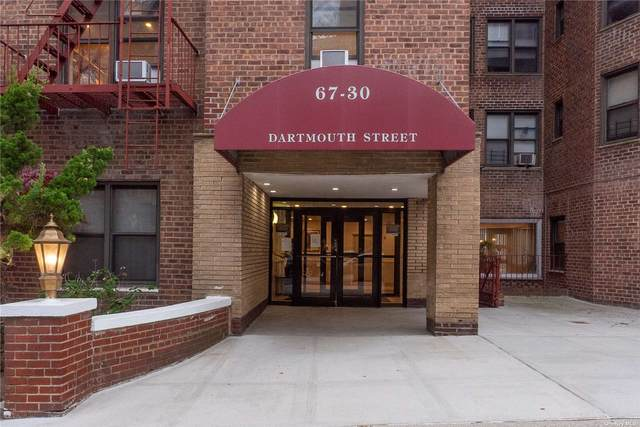 67-30 Dartmouth Street 5C, Forest Hills, NY 11375 (MLS #3308524) :: Frank Schiavone with William Raveis Real Estate
