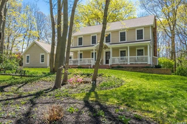 8 Buckingham Mdw. Road, E. Setauket, NY 11733 (MLS #3309469) :: Signature Premier Properties