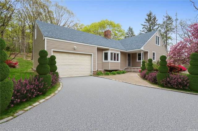 203 Bread & Cheese Hollow Road, Northport, NY 11768 (MLS #3310411) :: Carollo Real Estate