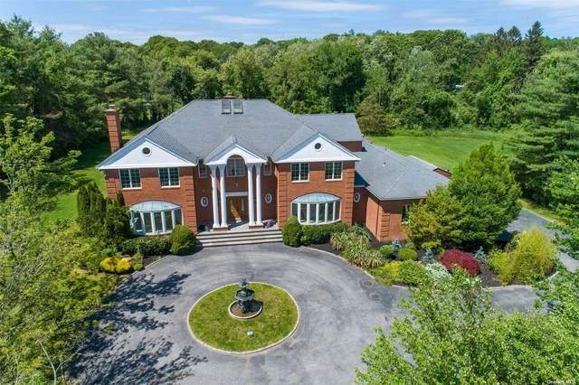 17 Woodhill Lane, Upper Brookville, NY 11545 (MLS #3315024) :: Carollo Real Estate