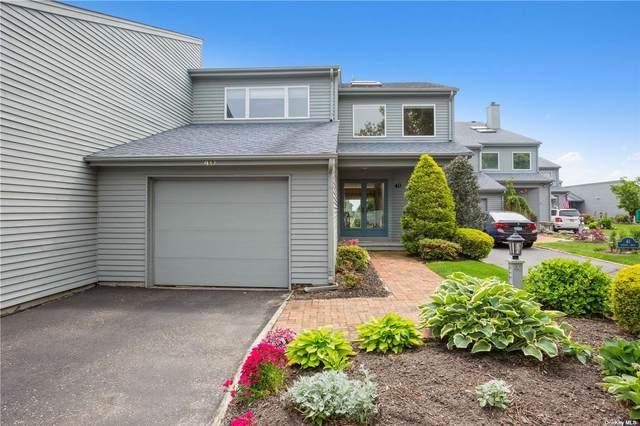 40 Harbour Drive #40, Blue Point, NY 11715 (MLS #3317221) :: Goldstar Premier Properties
