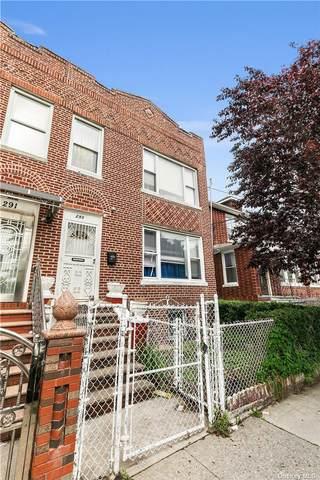 293 E 51st Street, East Flatbush, NY 11203 (MLS #3317715) :: Carollo Real Estate