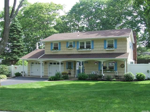 121 Village Lane, Hauppauge, NY 11788 (MLS #3318771) :: Carollo Real Estate