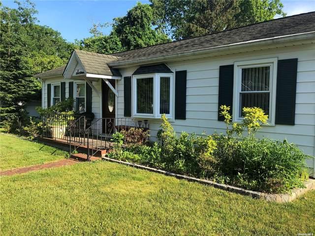16 Travis Road, E. Patchogue, NY 11772 (MLS #3319783) :: Carollo Real Estate