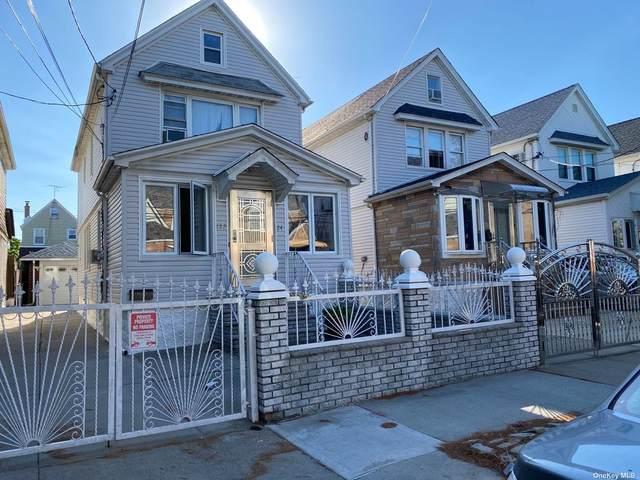 132-24 87th Street, Ozone Park, NY 11417 (MLS #3319808) :: Carollo Real Estate