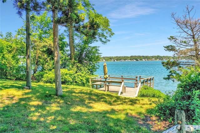 19 Bay Drive, Hampton Bays, NY 11946 (MLS #3321323) :: Carollo Real Estate
