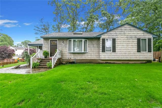 447 Shelter Road, Ronkonkoma, NY 11779 (MLS #3322566) :: Carollo Real Estate