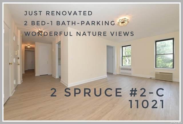 2 Spruce Street 2-C, Great Neck, NY 11021 (MLS #3323027) :: Laurie Savino Realtor