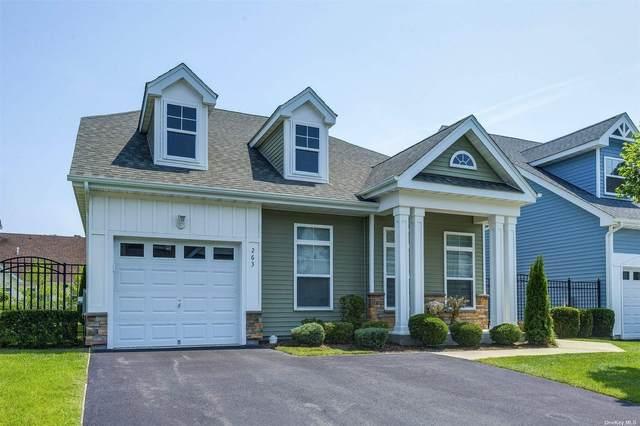 263 Augusta Drive #263, Medford, NY 11763 (MLS #3327336) :: Goldstar Premier Properties