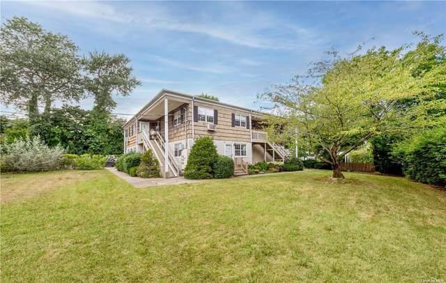 40 Canoe Place #8, Hampton Bays, NY 11946 (MLS #3329438) :: Laurie Savino Realtor