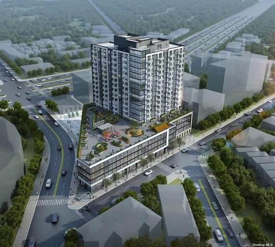 88-08 Justice Avenue 18F, Elmhurst, NY 11373 (MLS #3329507) :: Goldstar Premier Properties