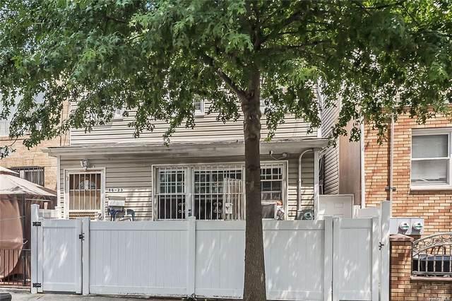 86-23 123rd Street, Richmond Hill, NY 11418 (MLS #3332530) :: Goldstar Premier Properties