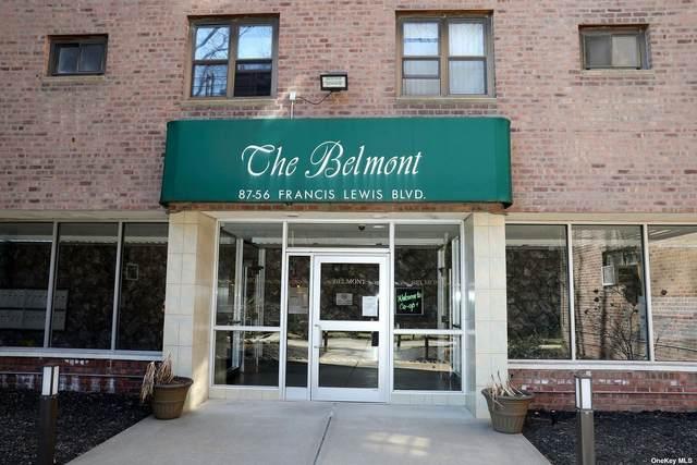 87-56 Francis Lewis Boulevard A24, Queens Village, NY 11427 (MLS #3333463) :: Howard Hanna Rand Realty